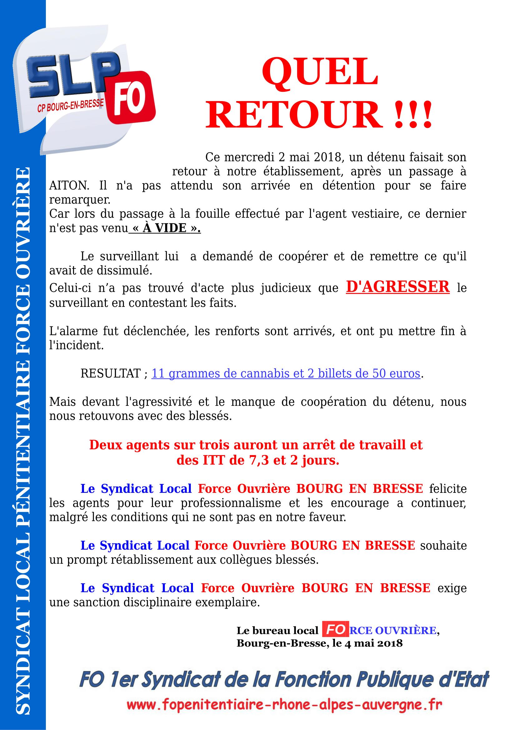 Tract quel retour-1